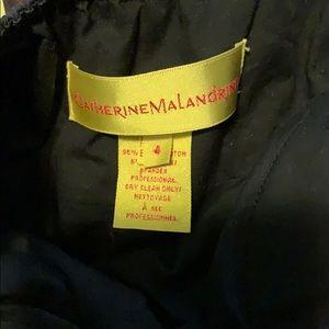 Catherine Malandrino Dresses - Catherine Malandrino black cocktail dress